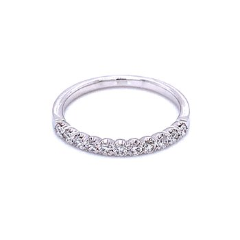 11 Diamond Wedding Band