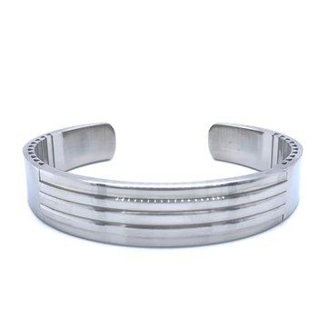 Men's Stainless Cuff Bracelet