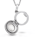 With You Mickey Locket Necklace