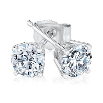 3/4ctw Lab Grown Diamond Studs