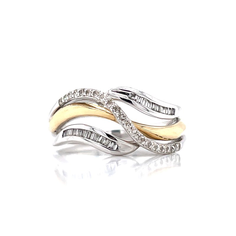 Victor Best of Both Worlds Fashion Ring