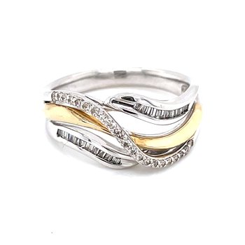 Best of Both Worlds Fashion Ring
