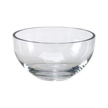 Optic Crystal Salad Bowl