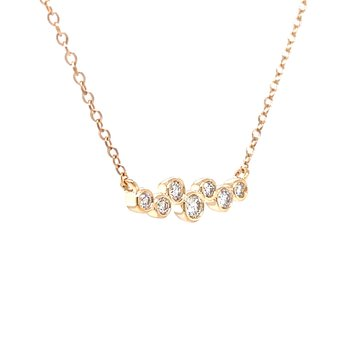 Celebration of Diamonds Necklace?