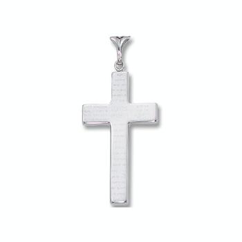 Lord's Prayer Cross