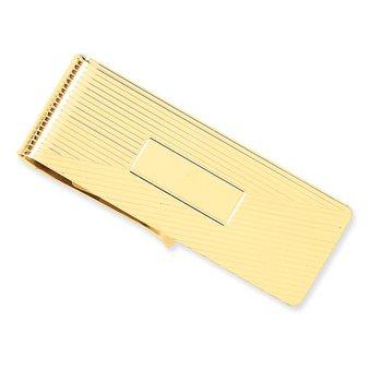 Yellow Money Clip