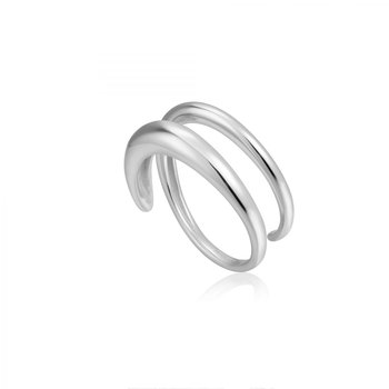 Luxe Twist Ring-Sterling Silver