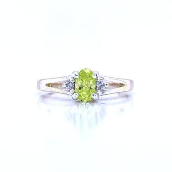 Children's August Birthstone Ring