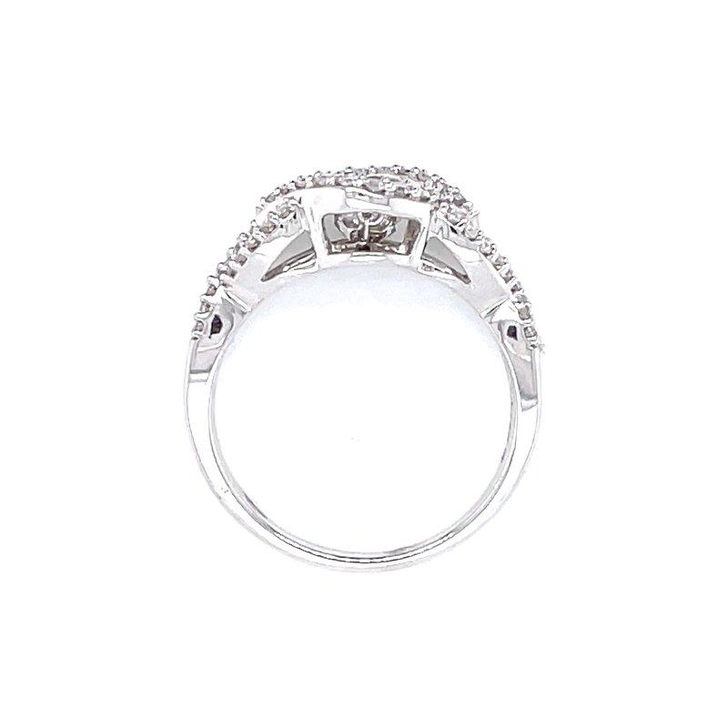 Ostbye Shimmering Diamond Ring