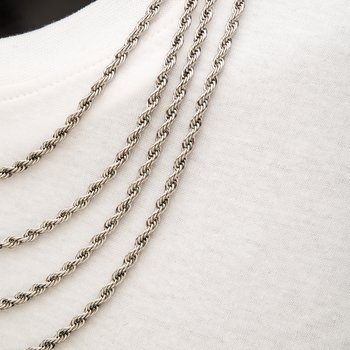 4mm Steel Rope Chain