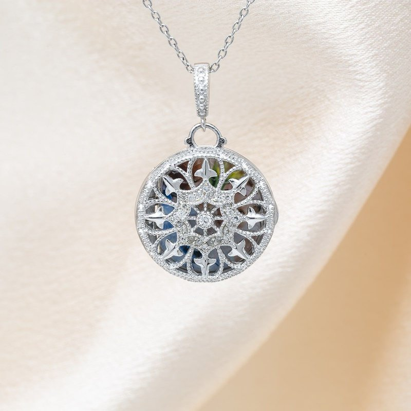 With You Beatrice Locket Necklace