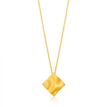 CRUSH SQUARE NECKLACE