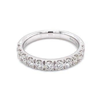 Prestigious Diamond Band-14kw-1ctw