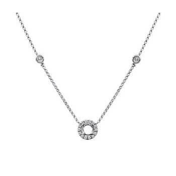 Station to Station Semi-mount Necklace