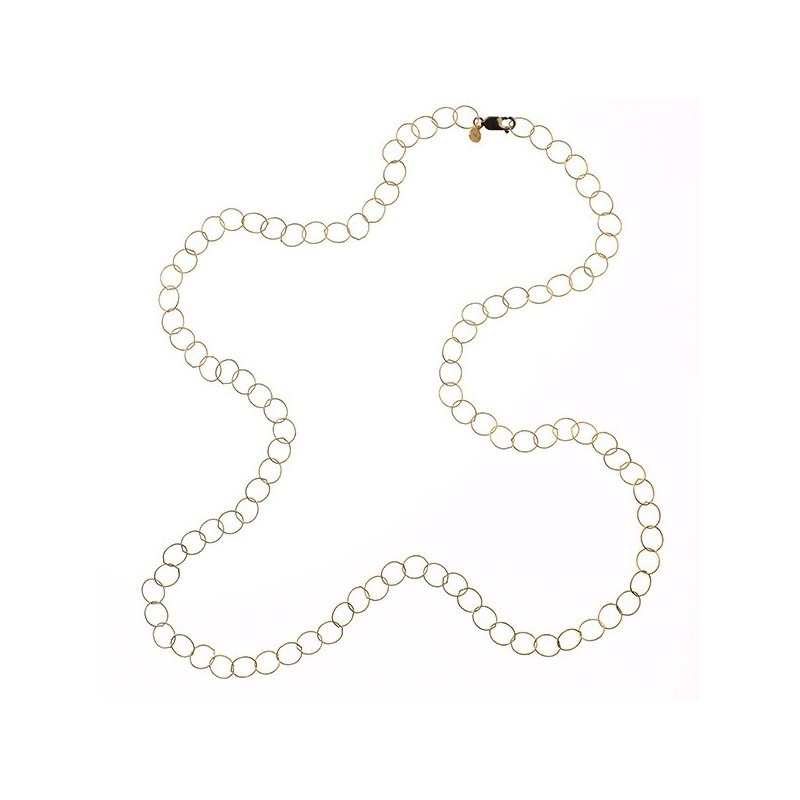 Bryan Beauties Textured Cable Chain - 36 inches