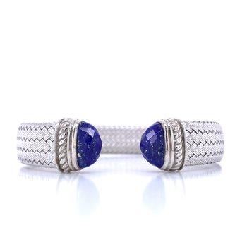Lapis Cuff Bracelet