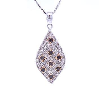 Hop Scotch Diamond Pendant