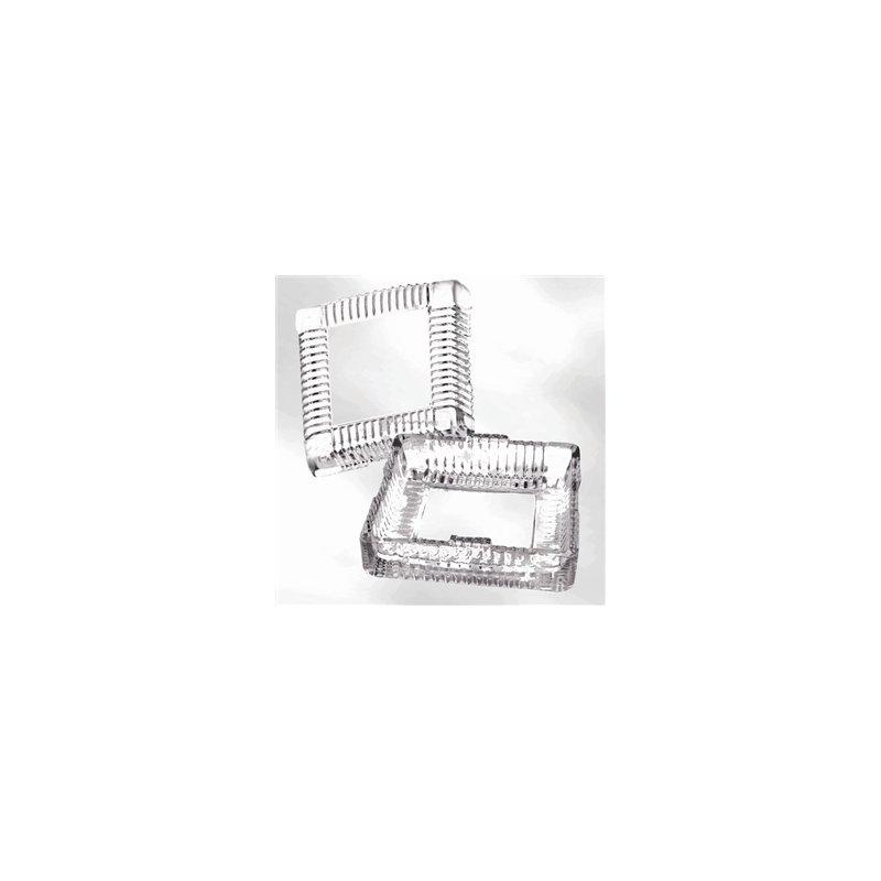 Bryan Beauties Rectangular Glass Trinket Box