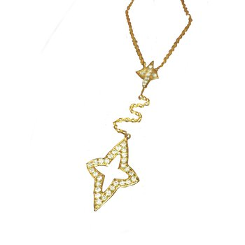 Star Shine Y-Necklace