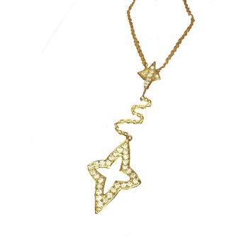 Star Shine Y-Necklace