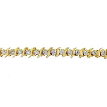 S-Bar Tennis bracelet