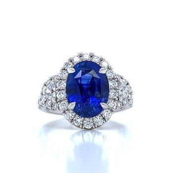 Something Blue and Fabulous
