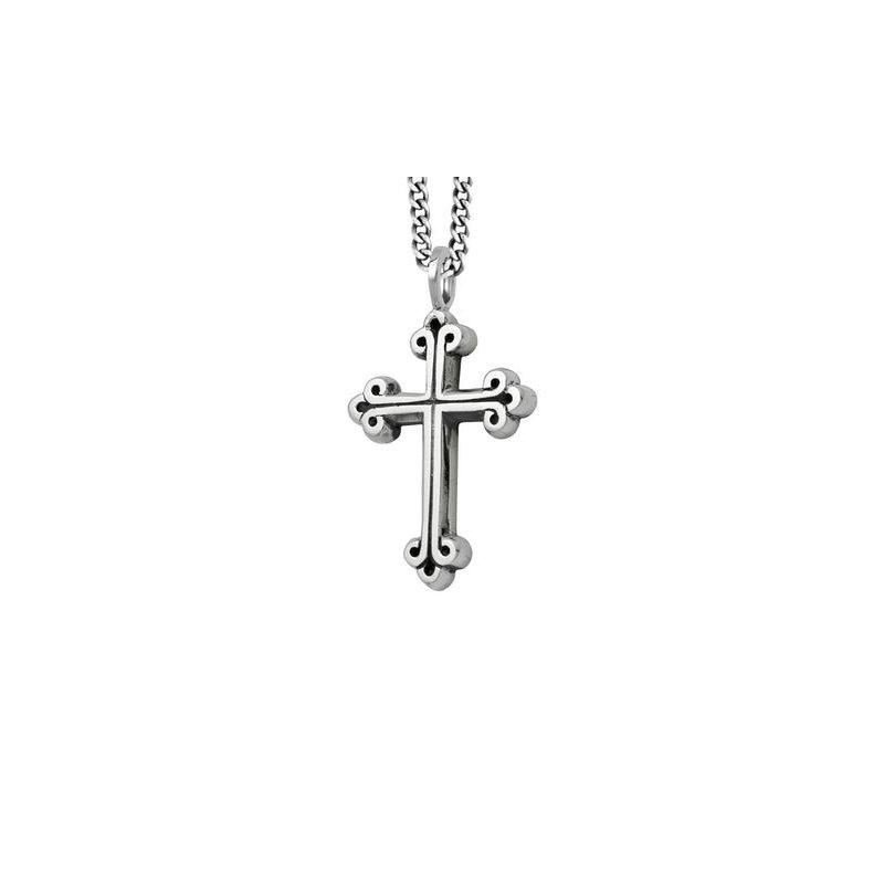 King Baby Medium Traditional Cross