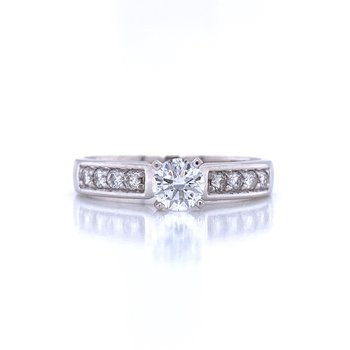 Classic Elegance Engagement Ring