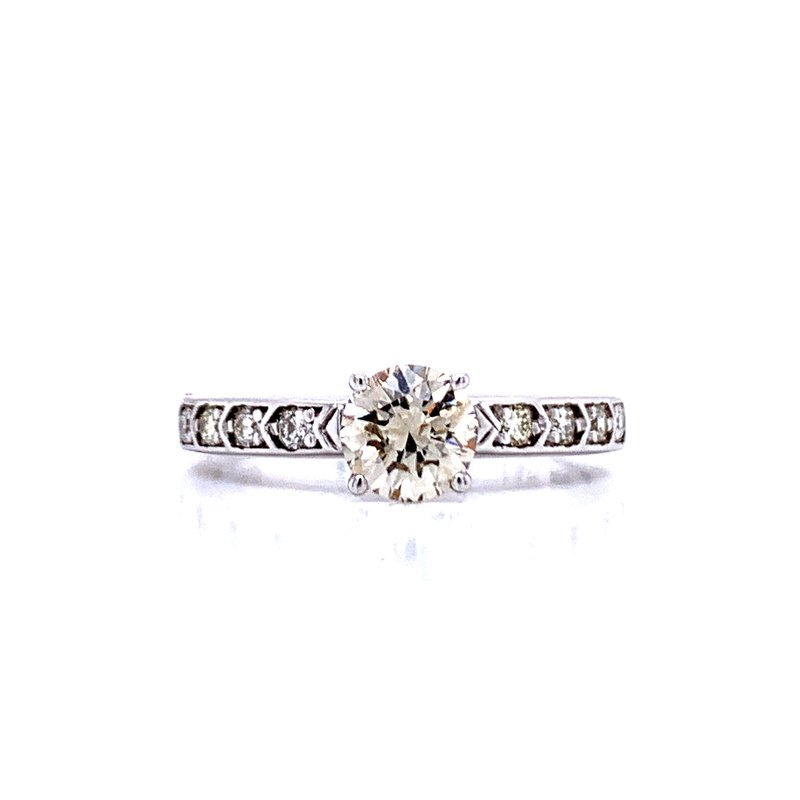 Bryan Beauties 3/4ctw Specialty Engagement Ring