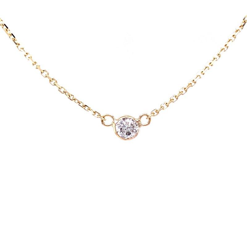 Bryan Beauties Single Station Diamond Necklace