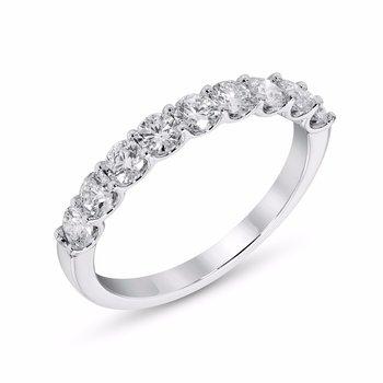 U-prong Diamond Band 1ctw 14kw