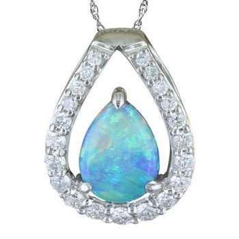 Magnificent Opal Pendant