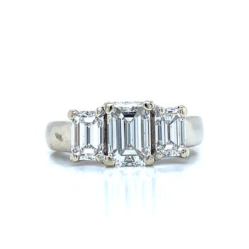 Emerald Cut Excellence
