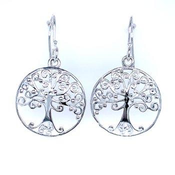 Auburn Oaks Earrings