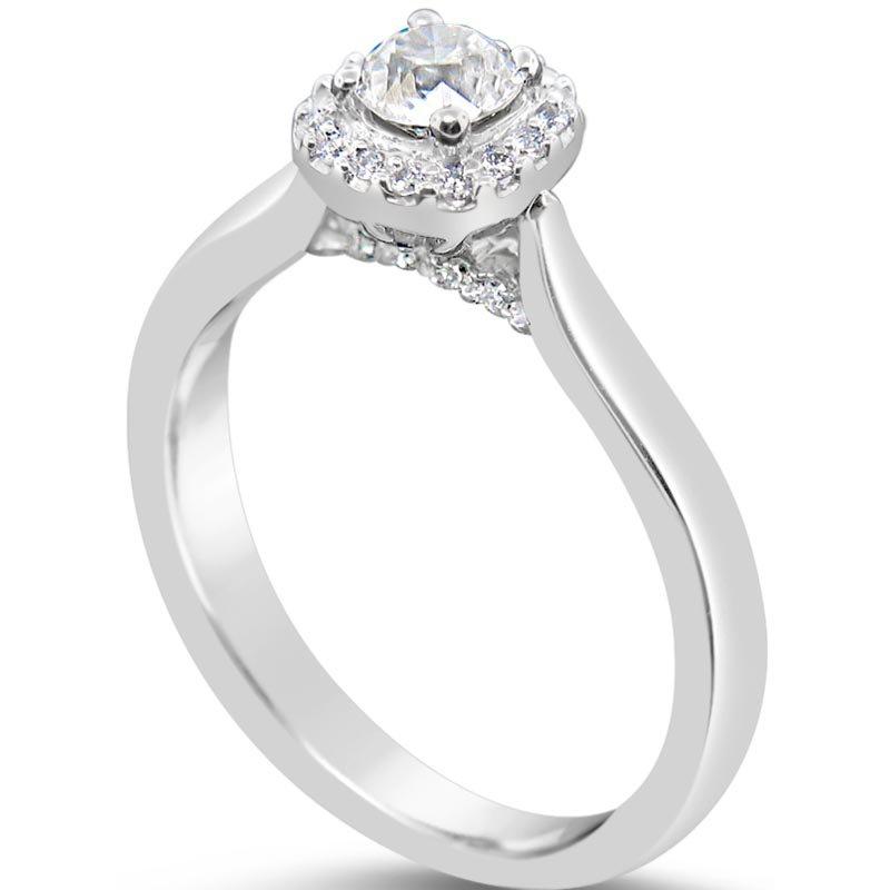 Montezuma Custom Designs Engagement  Ring