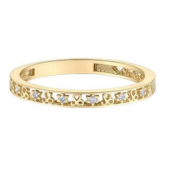Zodiac Ring - Leo