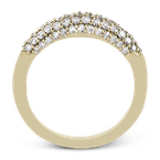 Zeghani Diamond Right Hand Ring
