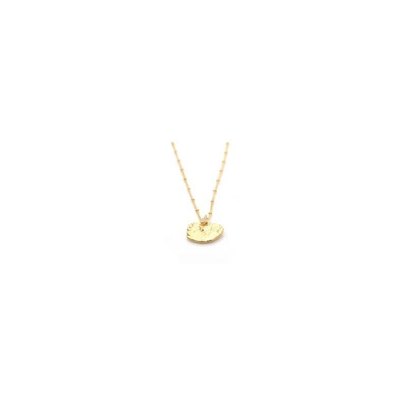"""eLiasz and eLLa """"Miel"""" Gold Necklace"""