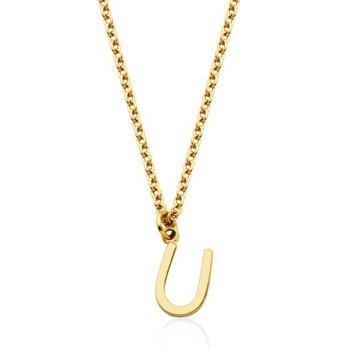 """""""U"""" Necklace"""