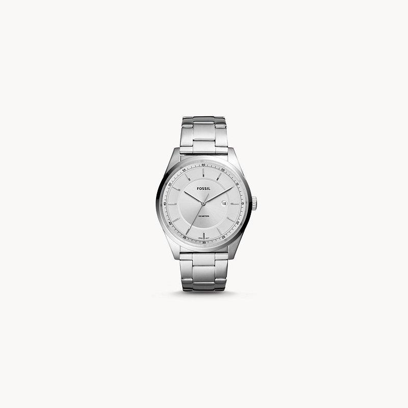 Fossil Men's Silver Watch
