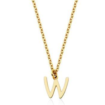 """""""W"""" Necklace"""
