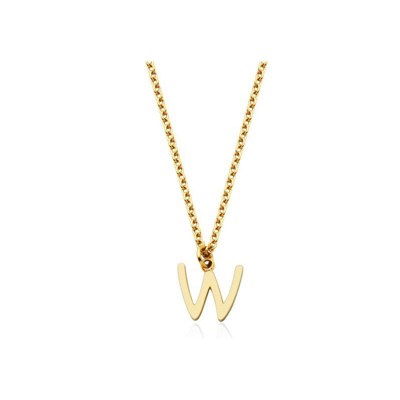 """STEELX """"W"""" Necklace"""