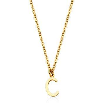"""""""C'"""" Necklace"""