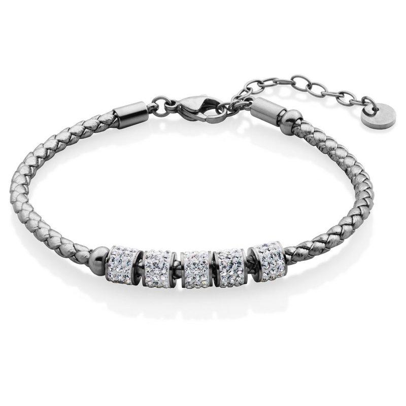 STEELX Crystal  Bracelet