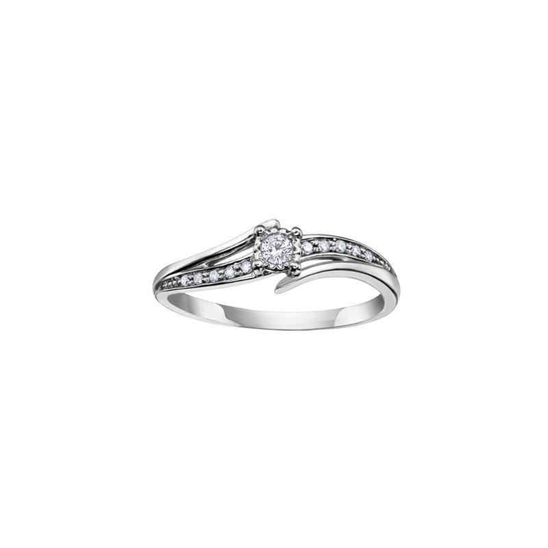 D of D Signature Diamond Ring