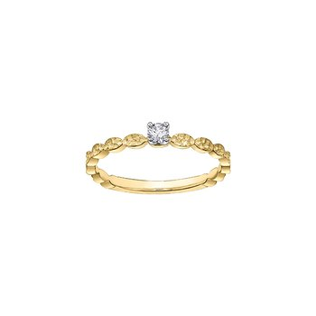 Diamond Solitare Ring