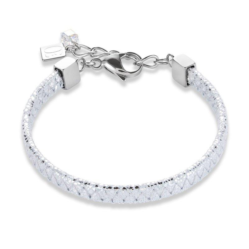Coeur De Lion Leather Bracelet