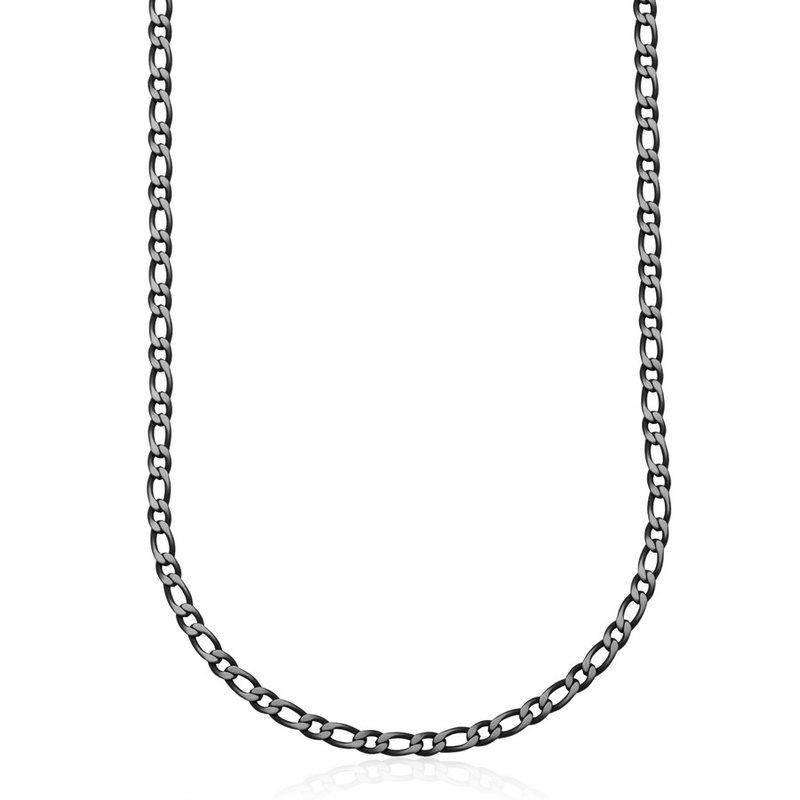 STEELX Grey Figaro Chain