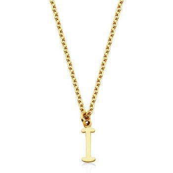 """I"" Necklace"