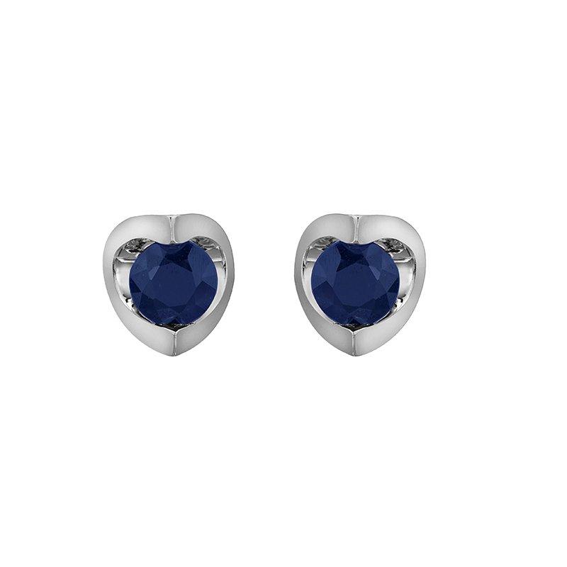 D of D Signature Sapphire Stud Earrings